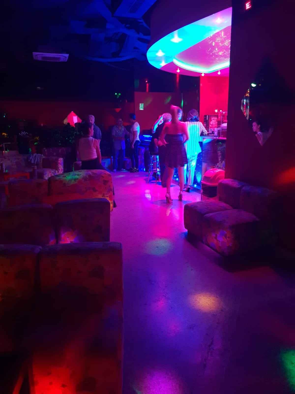 Ночной клуб внутри клуб ебли в москве